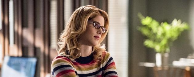 Arrow'da Felicity Smoak'a veda etme zamanı!