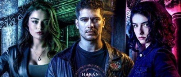 Hakan Muhafız 2. sezonu ile yayında! Yeni sezon oyuncuları dizideki heyecanı artıracak...