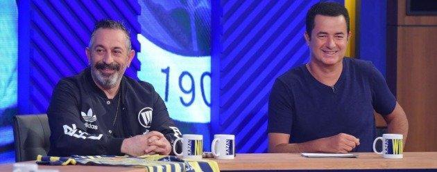 Acun Ilıcalı ve Cem Yılmaz Fenerbahçe için ne kadar bağış topladı?