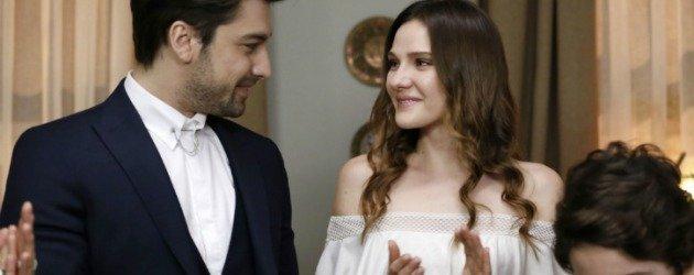 Alp Navruz ve Alina Boz'un dizisi Elimi Bırakma Yunanistan'da yayınlanacak!