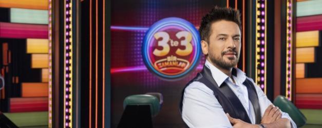 Emre Altuğ 3'te 3 Tarih Bir Zamanlar yarışması ile TRT 1'de olacak!