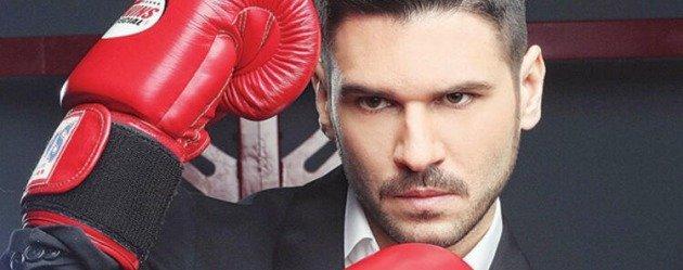 Tolgahan Sayışman'ın yeni dizisi Şampiyon'daki partneri kim olacak?