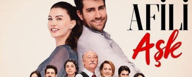 Afili Aşk Çarşamba akşamının reyting birincisi oldu!