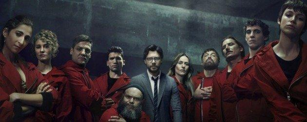 La Casa de Papel yeni sezon karakterleri belli oldu! Luca Peros, Hovik Keuchkerian ve diğerleri...