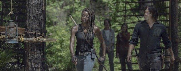 The Walking Dead 10. sezondan ilk fotoğraflar geldi!