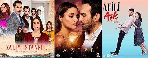 Afili Aşk, Zalim İstanbul ve Azize Cannes yolcusu!