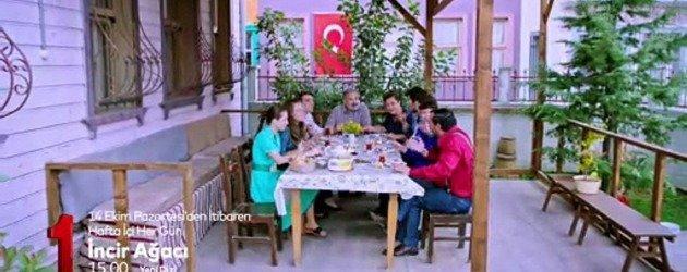 TRT'nin yeni günlük dizisi İncir Ağacı'ndan ilk tanıtım! Hangi gün, saat kaçta?