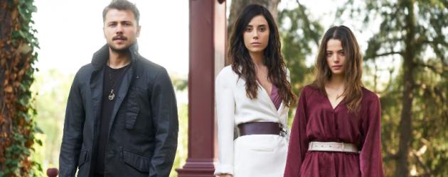 Tolga Sarıtaş ve Leyla Tanlar'ın yeni dizisi Ferhat ile Şirin'in çekimleri başladı!