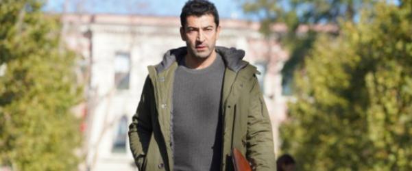 Kenan İmirzalıoğlu'nun yeni dizisi Alef'ten ilk fotoğraflar!