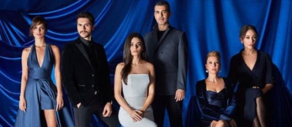 Ayça Ayşin Turan'ın yeni dizisi Zemheri'nin afişi yayınlandı!