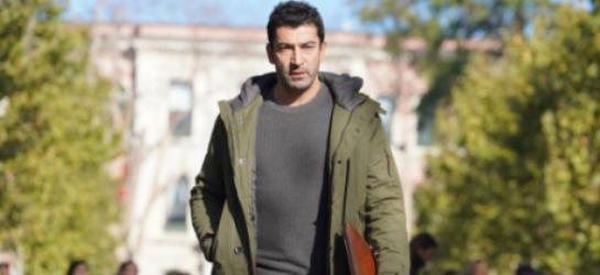 Kenan İmirzalıoğlu'nun yeni dizisi Alef'ten ilk tanıtım yayınlandı!