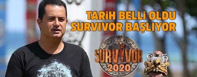 Survivor 2020 ne zaman başlıyor? Tarihi belli oldu!