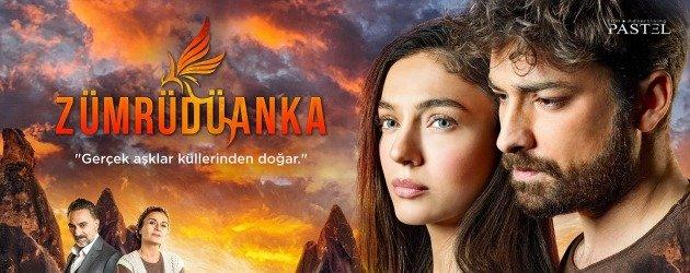 Alp Navruz'un yeni dizisi Zümrüdü Anka'nın afişi yayınlandı!