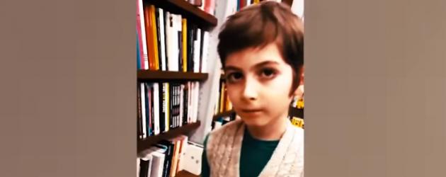 10 yaşındaki Atakan sosyal medyanın gündeminde!