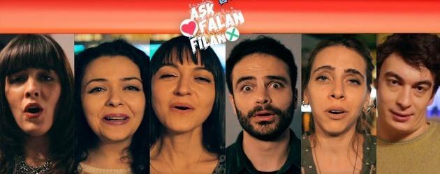 Yeni Youtube dizisi Aşk Falan Filan başladı!