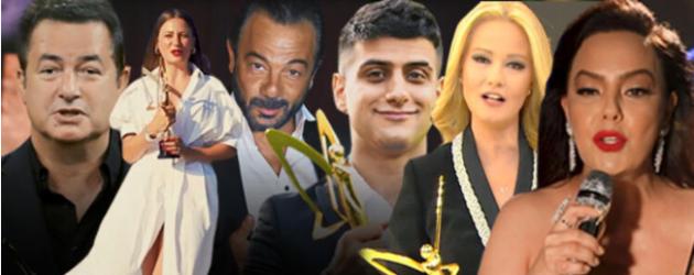 Pantene Altın Kelebek Ödülleri sahiplerini buldu!