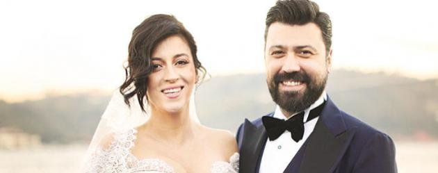 Bülent Emrah Parlak ile Burcu Gönder boşandı!