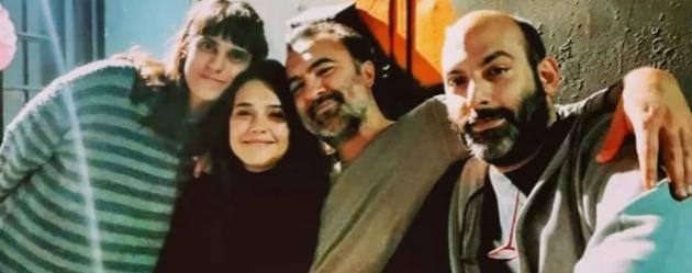 Bir Başkadır'ın Ruhiye'si Funda Eryiğit ile yönetmeni Berkun Oya aşk yaşıyor!
