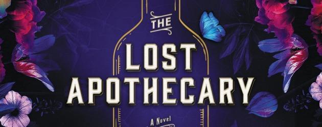 The Lost Apothecary romanı Fox kanalı için dizi oluyor!
