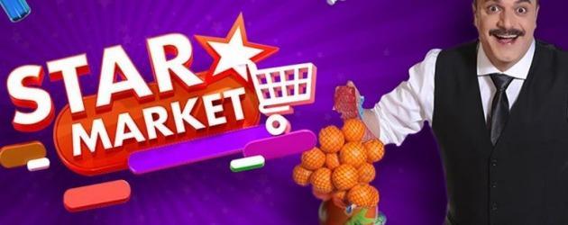 Ufuk Özkan Yarışma Programı Star Market ile Dönüyor
