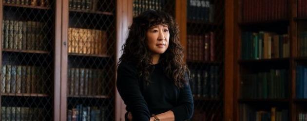 Killing Eve yıldızı Sandra Oh yeni dizisi The Chair ile karşınızda!