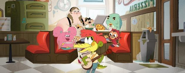 I Heart Arlo animasyon dizisini tanıyalım!