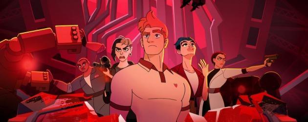 Netflix'in fırlama animasyonu Q-Force'u tanıyalım!