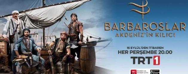 Barbaroslar Akdeniz'in Kılıcı Oyuncuları ve Konusu