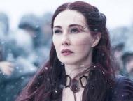 Game Of Thrones'un büyücüsü anne oldu