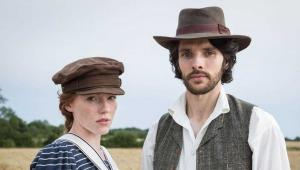 Colin Morgan'lı 'The Living And The Dead'den ilk görseller