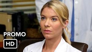 Grey's Anatomy 13. sezon 7. bölüm fragmanı