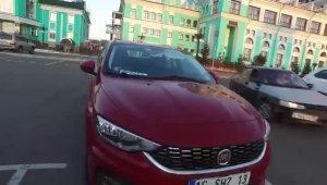 Fiat Egea'nın dayanıklılığını ispatlayan #EgeaDunyaTuru başarıyla tamamlandı
