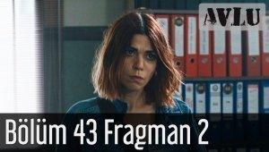 Avlu 43. Bölüm 2. Fragman!