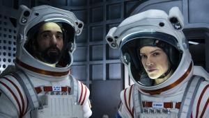 Netflix bilim kurgu dizisi Away için fragman ve başlangıç tarihi!