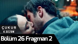 Çukur 4. Sezon 26. Bölüm 2. Fragman