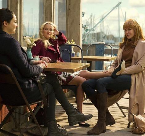 Big Little Lies 2. sezondan ilk set fotoğrafı geldi!