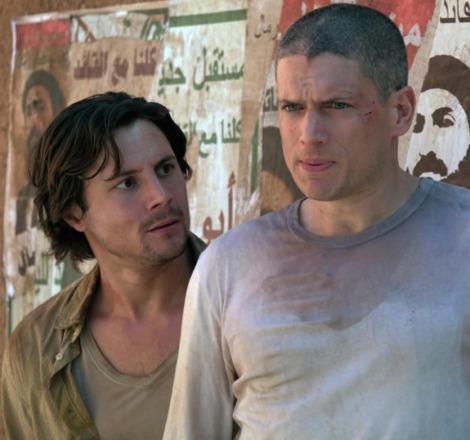 Prison Break 5. sezon 5. bölüm ne zaman?
