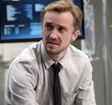 The Flash 4. sezonda Tom Felton'ı göremeyebiliriz!