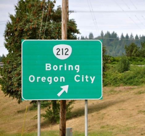 ABC'den seri katil komedisi yolda: Boring, OR