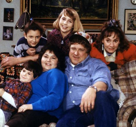 Roseanne ekibi yeni sezon için toplandı! İlk fotoğraflar!