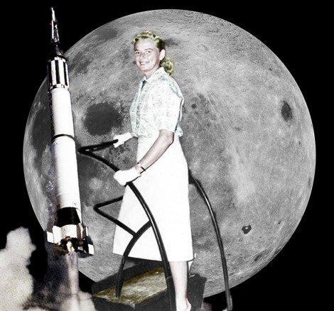 Amazon'dan uzay dizisi Mercury 13 geliyor!