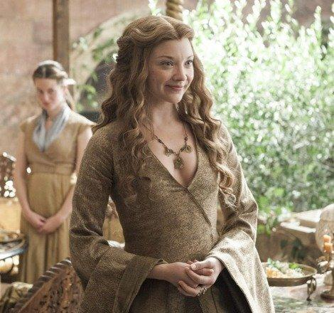 Game of Thrones'un Margaery Tyrell'ı Natalie Dormer: