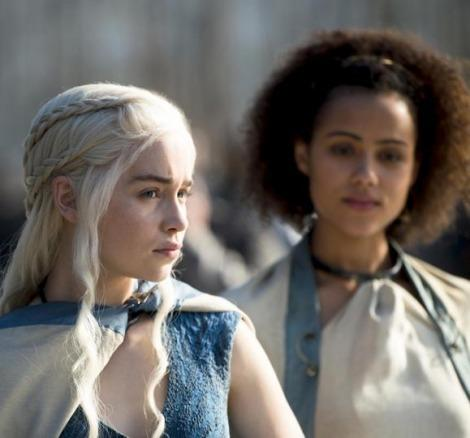 Game of Thrones'un final sezonu aklınızı başınızdan alacak! Dizinin Missandei'sinden özel açıklamalar!