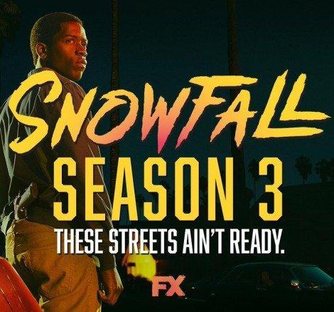Snowfall dizisi 3. sezon onayını aldı!