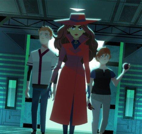 Netflix Carmen Sandiego dizisinin başlangıç tarihini duyurdu!