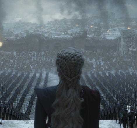 Game of Thrones 8. sezon 6. bölüm ne zaman? Final bölümünden çarpıcı fotoğraflar!