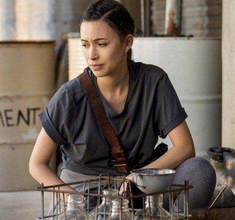 The Walking Dead'in yıldız ismi Netflix'in yüksek beklentili dizisinin başrolüne doğru!