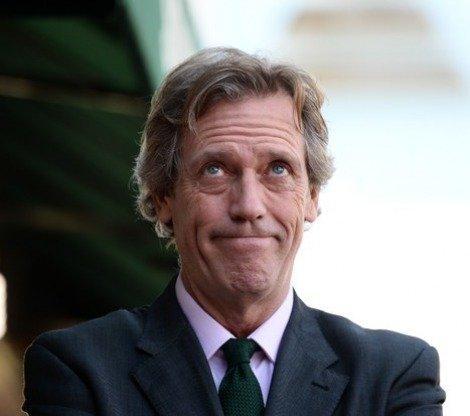 House dizisinin yıldızı Hugh Laurie yeni dizisini buldu: Roadkill
