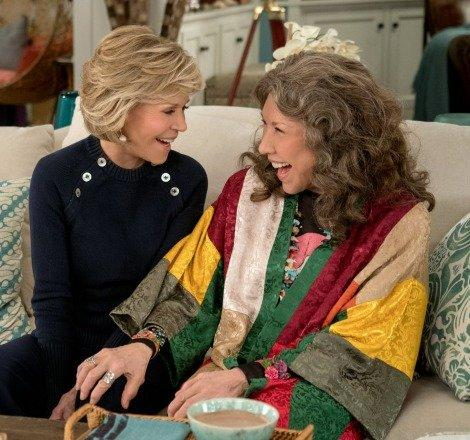 Grace and Frankie 7. ve final sezonu onayını aldı! Final sezonu detayları!