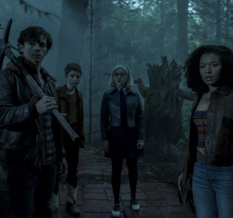 Chilling Adventures of Sabrina 3. sezon Netflix'te başladı! Yeni sezon detayları